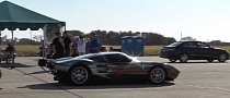 M2K Motorsports Ford GT Sets New Texas Mile Record [Video]