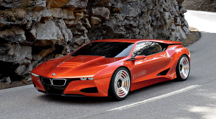 M8 Supercar to Arrive on BMW's Centenary