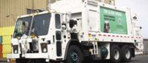 Mack Trucks Bring First Parallel Hybrid to NY