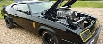 Mad Max Interceptor Replica for Sale in the UK [Photo Gallery]
