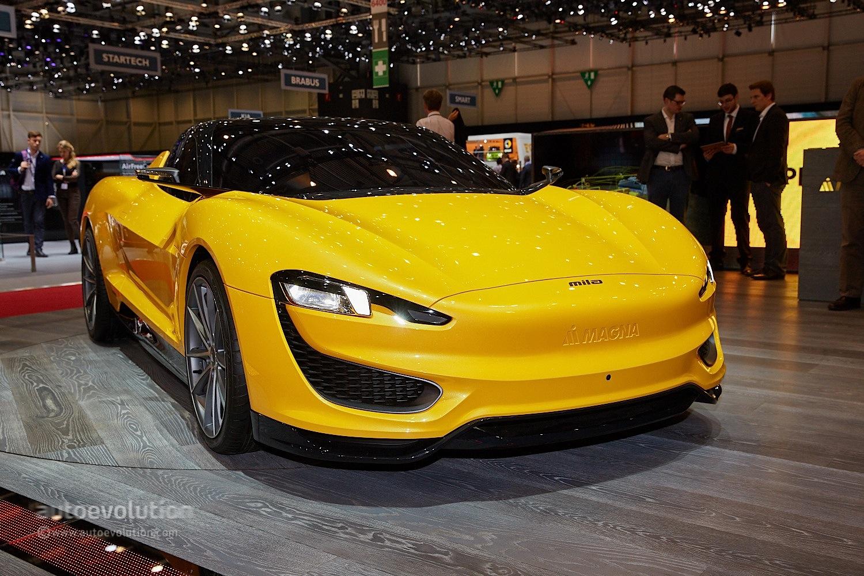 Magna Mila Plus Concept Debuts At Geneva Motor Show 2015
