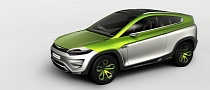 Magna Steyr MILA Coupic Concept Coming to Geneva