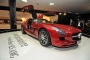 Magna to Supply Mercedes' SLS AMG Body