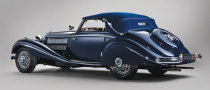 Maharajah of Indore's 1937 Mercedes 540K Cabriolet A Up for Auction
