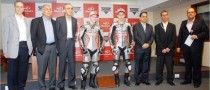 Mahindra Launches 125cc Team
