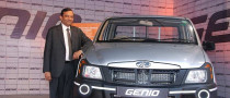 Mahindra Launches Genio Pickup in India