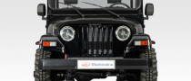 Mahindra Set to Launch Thar in India this Month