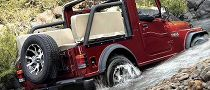 Mahindra Thar CRDe Launched