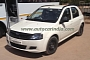 Mahindra Verito Vibe Spotted Undisguised… Yes, It's a Chopped Dacia Logan