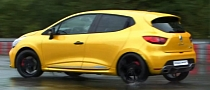 Make a Video of You Behind the Wheel of Clio IV RS 200 EDC [Video]