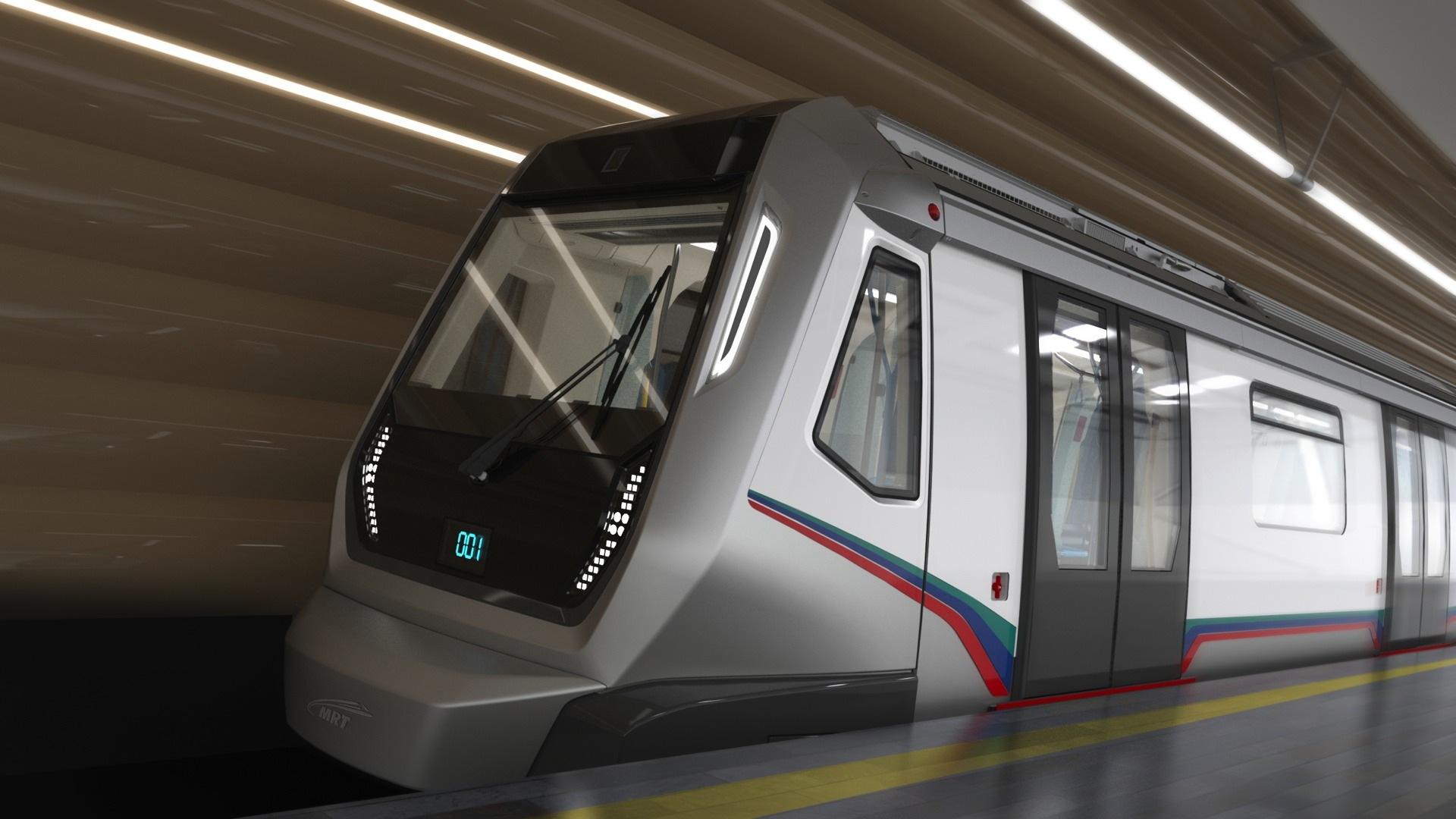 New Century BMW >> Malaysia to Get BMW-Designed Metro Trains - autoevolution
