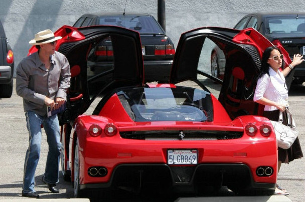 Male Stars Like Muscle And Tree Hugging Cars Autoevolution