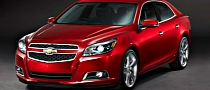 Malibu Set to Become Chevrolet's European Flagship