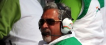 Mallya Optimistic for 2011 Podiums