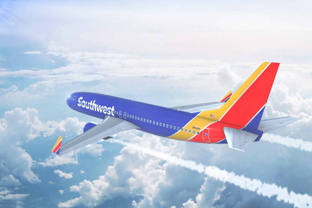 Man Gropes Woman On Southwest Airlines Flight Because