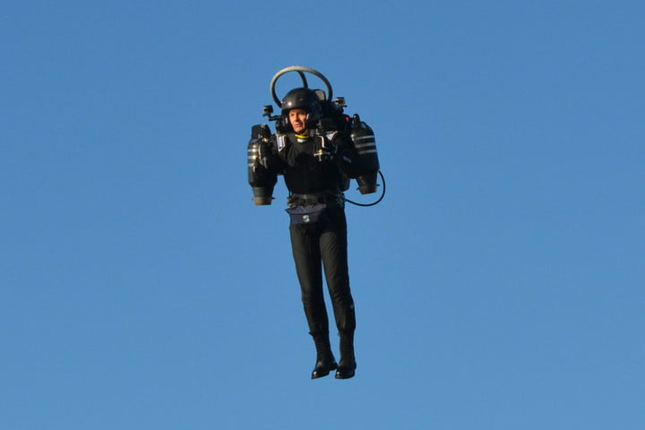 Man Spotted In Jetpack Again Over Los Angeles Skies! | ALT 98.7