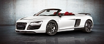 Mansory Audi R8 V10 Spyder [Photo Gallery]