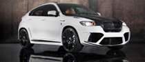 Mansory Beefs Up the BMW X6 M
