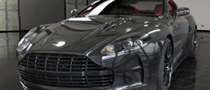 Mansory Cyrus, the Carbon Aston Martin