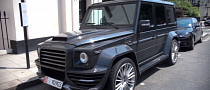 Mansory G-Couture Is a Full-Carbon G55 [Video]