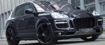 Mansory Releases Design Pack for 955 Porsche Cayenne