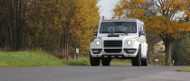 Mansory Releases Mercedes G-Klasse Electronically Adjustable Suspension
