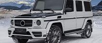 Mansory Tortures the Mercedes G-Class [Photo Gallery]