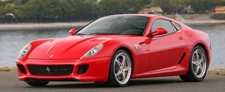 Manual 2007 Ferrari 599 Gtb Owned By Nicolas Cage Is On Sale