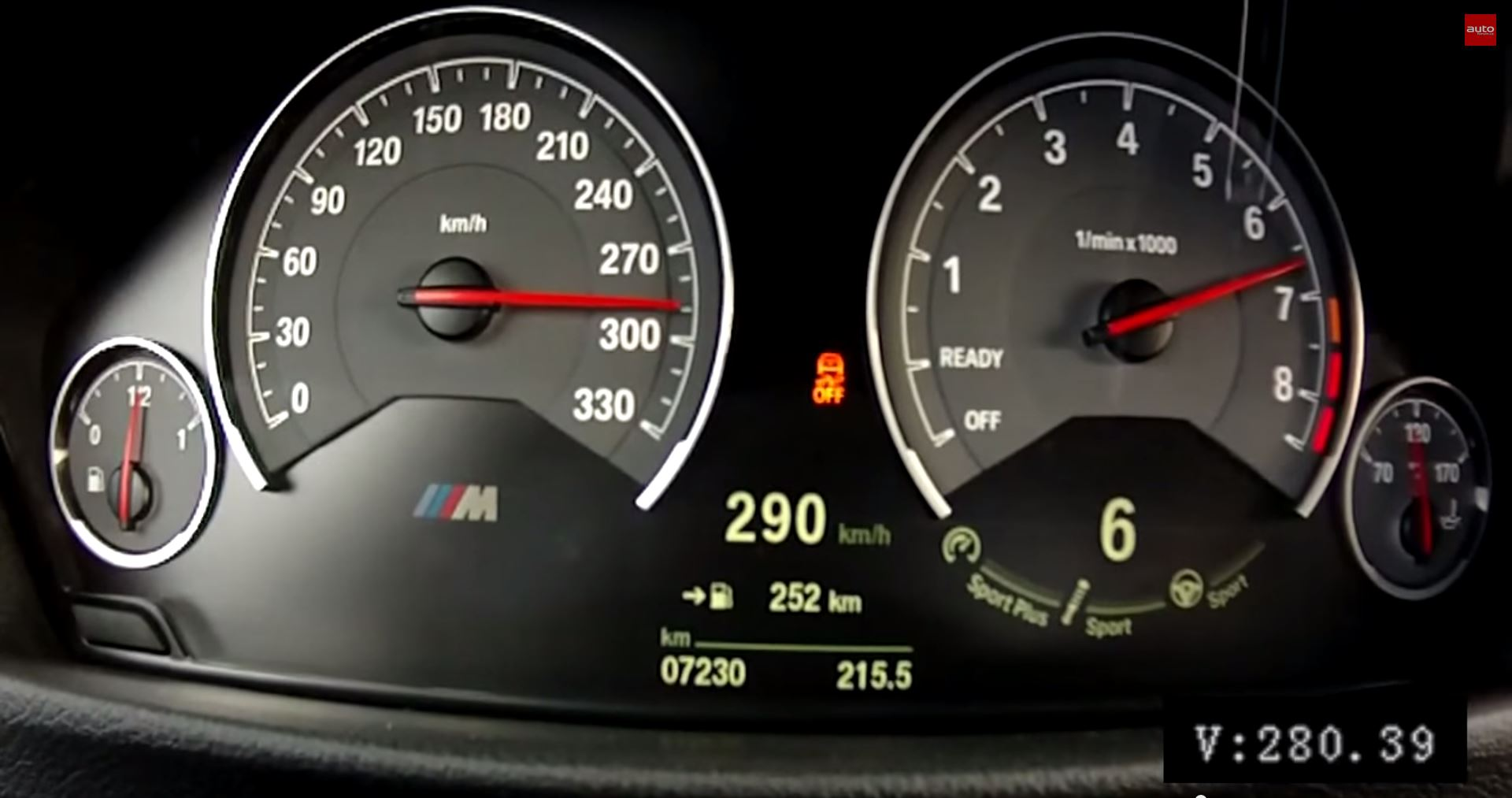 manual or automatic check out a manual f80 m3 going up to 290 km h rh autoevolution com E90 M3 e36 m3 automatic to manual