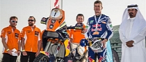 Marc Coma Is Back, Wins the Abu Dhabi Desert Challenge