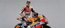 Marc Marquez, a Better Rookie Debut than Pedrosa and Lorenzo Had