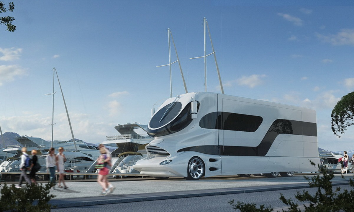 Hyundai Mobile Al >> Marchi Mobile eleMMent Palazzo Luxury RV Sold for $3 Million [Video] - autoevolution