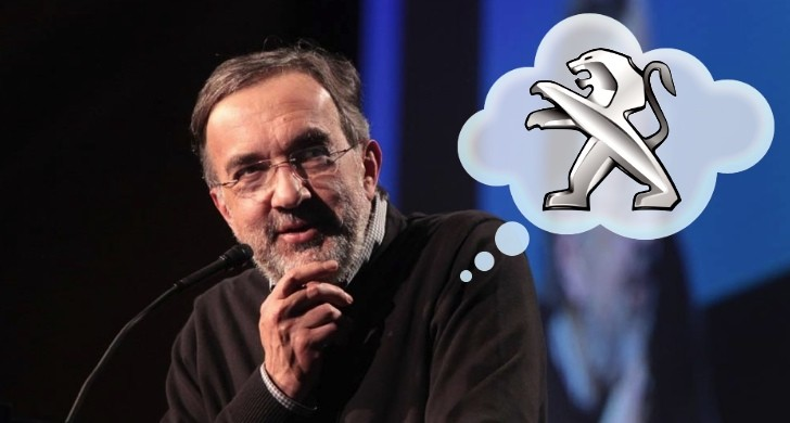 Marchionne Denies Rumors of Peugeot and Opel Merger
