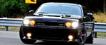 Marchionne's Dodge Challenger SRT8 to Be Auctioned Off