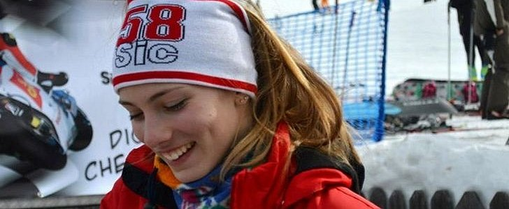 Marco Simoncelli's Former Fiancee Kate Fretti Injured Seriously in ...