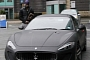 Mario Balotelli's Maserati GranTurismo Is Now Matte Black