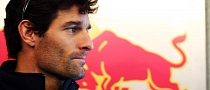 Mark Webber Signs with Red Bull for 2012
