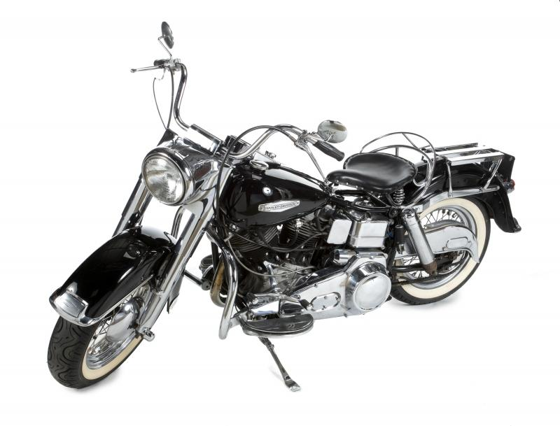 Marlon Brando S 1969 Harley Davidson Flh Electra Glide Auctioned Expected To Bring 400k Autoevolution
