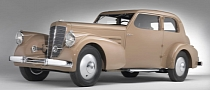 Marmon HCM V12 2-Door Sedan Prototype to Fetch $1M at Auction