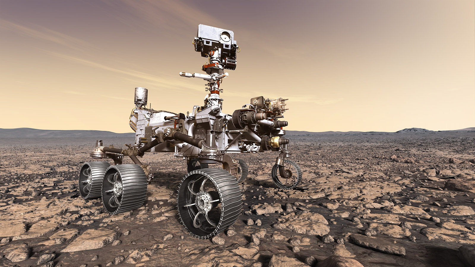 Mars 2020 Rover Needs a Name, NASA Launches Competition ...
