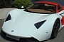 Marussia B1 Russian Supercar in Monaco [Video]