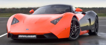 Marussia B1 to Cost £110,000 in the UK
