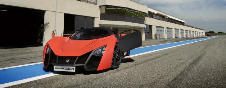 Marussia B2 Sold Out, Production Moving to Finland
