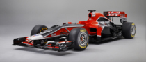 Marussia Virgin Reveals New MVR-02 Car