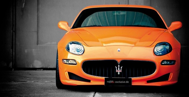 Maserati 4200 Evo Dynamic Trident [Photo Gallery]