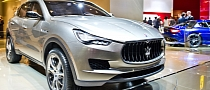 Maserati to Double Dealer Network ahead of New Models' Launch