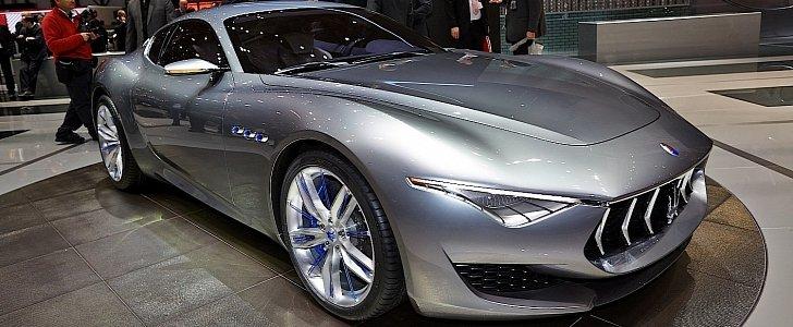 Maserati 2019 >> Maserati Alfieri Coupe Delayed Until 2018 New Granturismo Arrives
