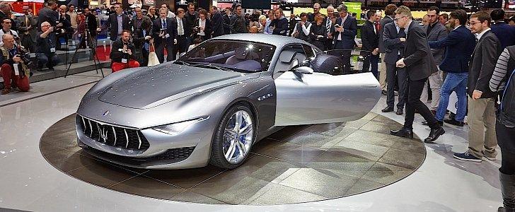 Maserati Alfieri Delayed Until 2020 2021 As Granturismo
