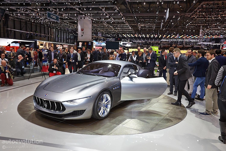 Maserati Alfieri Delayed Until 2020 2021 As Granturismo Gets