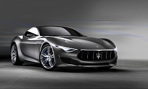 Maserati Boss Confirms Work On Alfieri Is Progressing Nicely, New SUV Considered